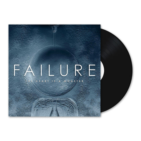 "Failure ""The Heart Is a Monster"" LP"