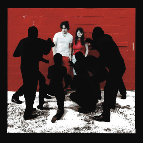 "The White Stripes - ""White Blood Cells"" CD"