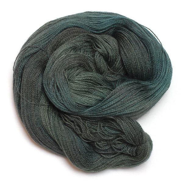 Special Edition - BFL Silk Lace: Confluence