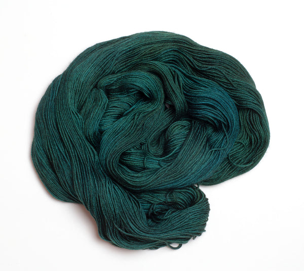 Rare and Exotic Beast: Green Variegated Teal - Port
