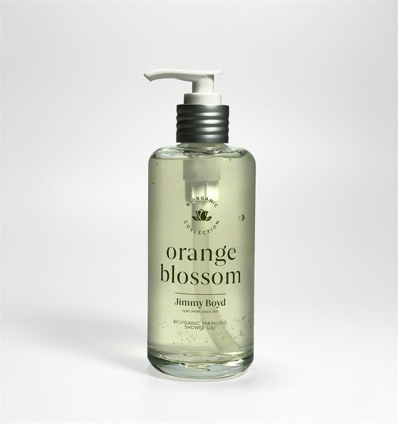 Jimmy Boyd Suihkugeeli 200ml Orange Blossom (02) - 4Organic Store