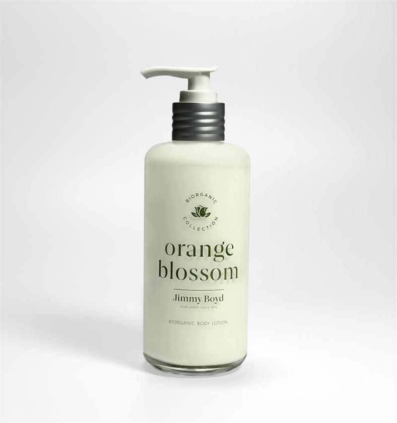 Jimmy Boyd Vartalovoide 200ml Orange Blossom (02) - 4Organic Store