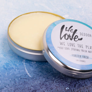 We Love The Planet Forever Fresh - voidemainen deodorantti - 4Organic Store