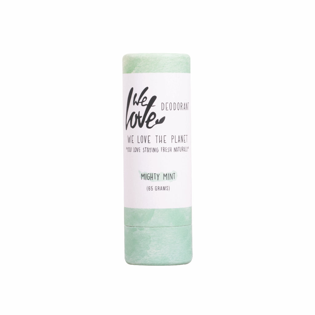 We Love The Planet Mighty Mint - deodorantti stick - 4Organic Store