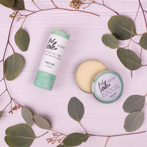 We Love The Planet Mighty Mint - voidemainen deodorantti - 4Organic Store