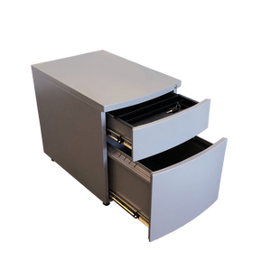 Heartland's Box/File Metal Mobile Pedestal