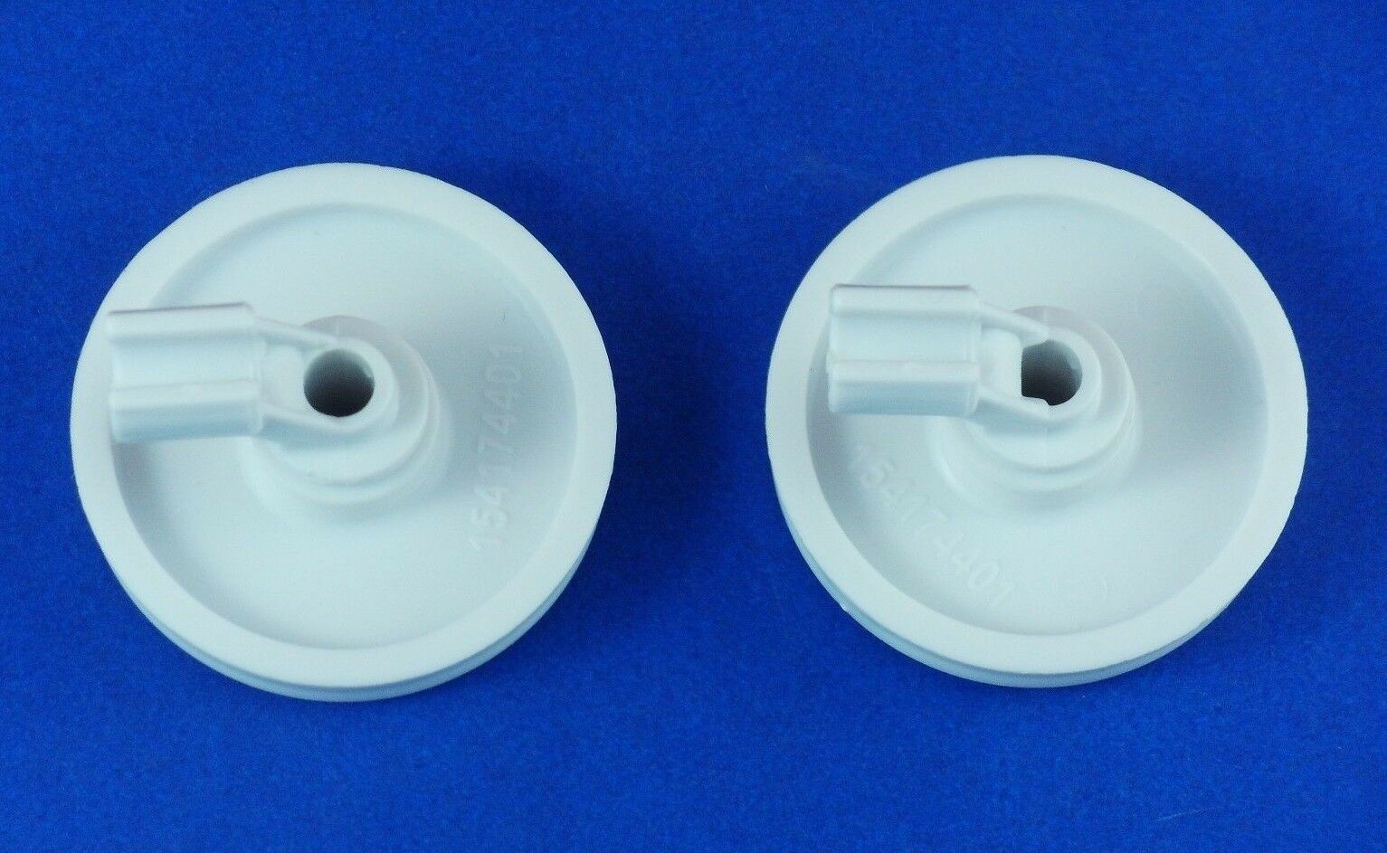 154174501 Dishwasher Rack Roller for Frigidaire, Electrolux New 2 Pack