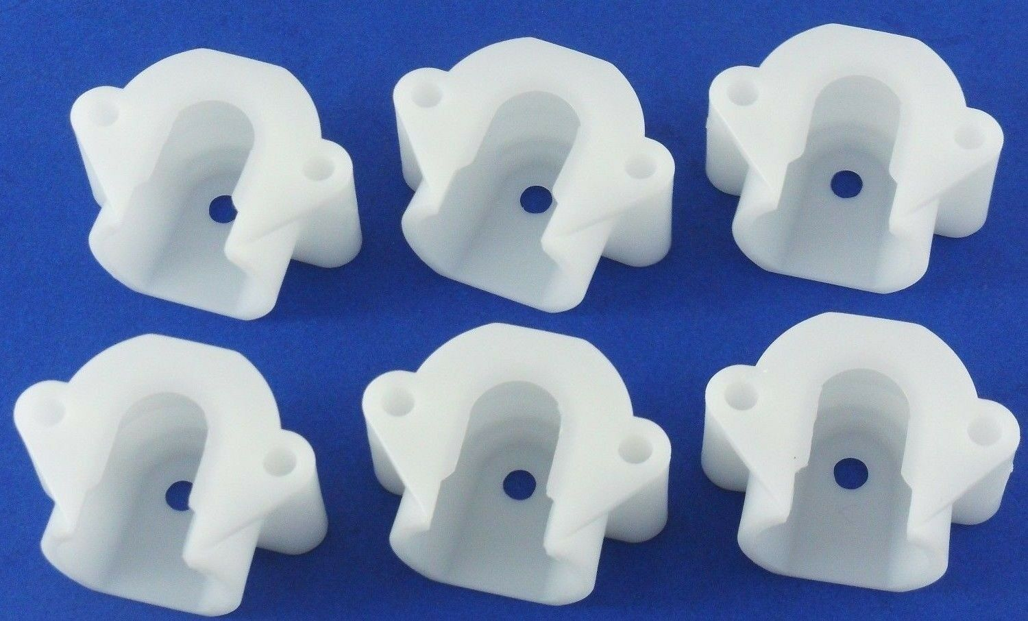 131825900 Dryer Drum Rear Bearing Support Cup 6 Pack