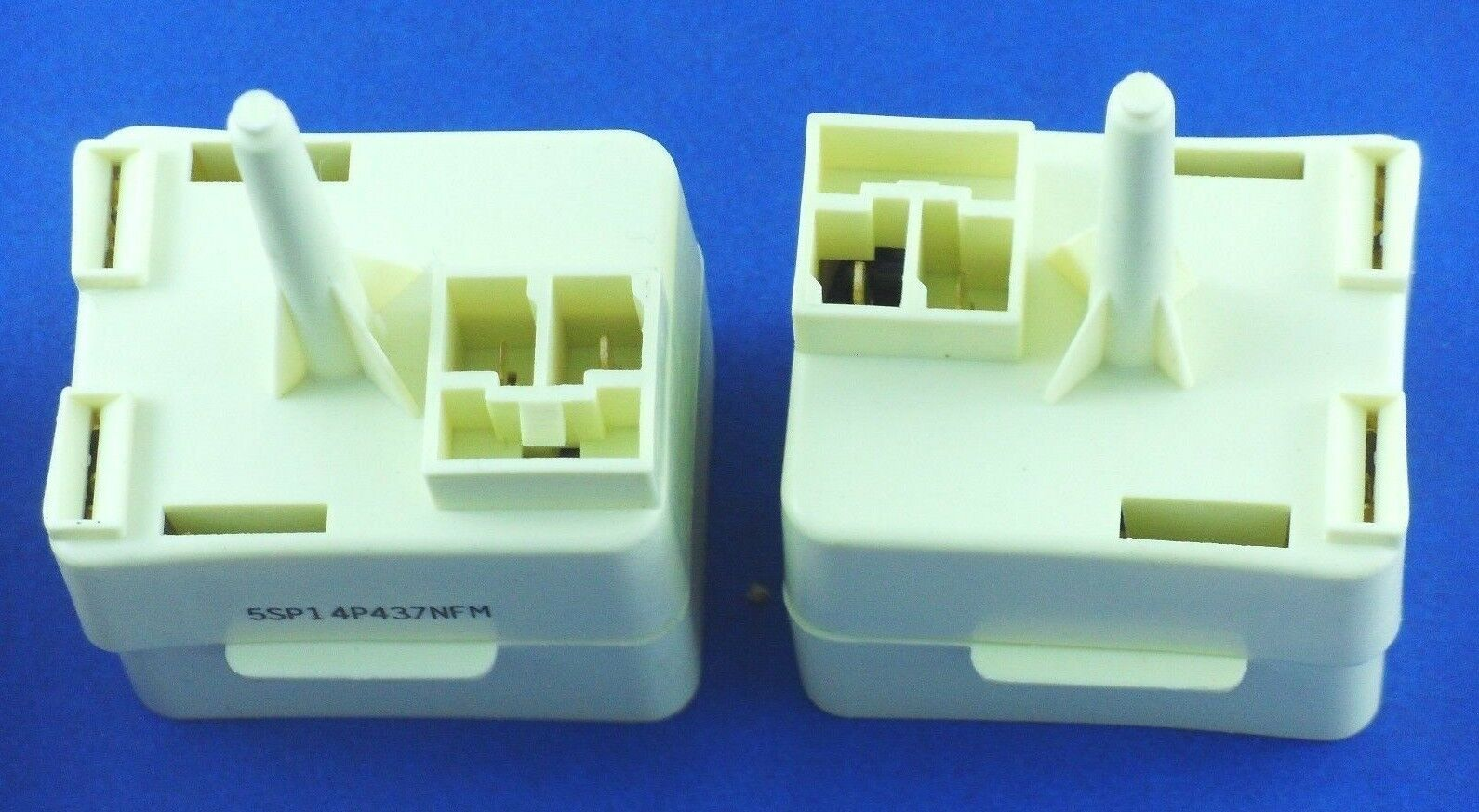 2188830  Refrigerator Relay & Overload for Whirlpool, Sears  2 Pack