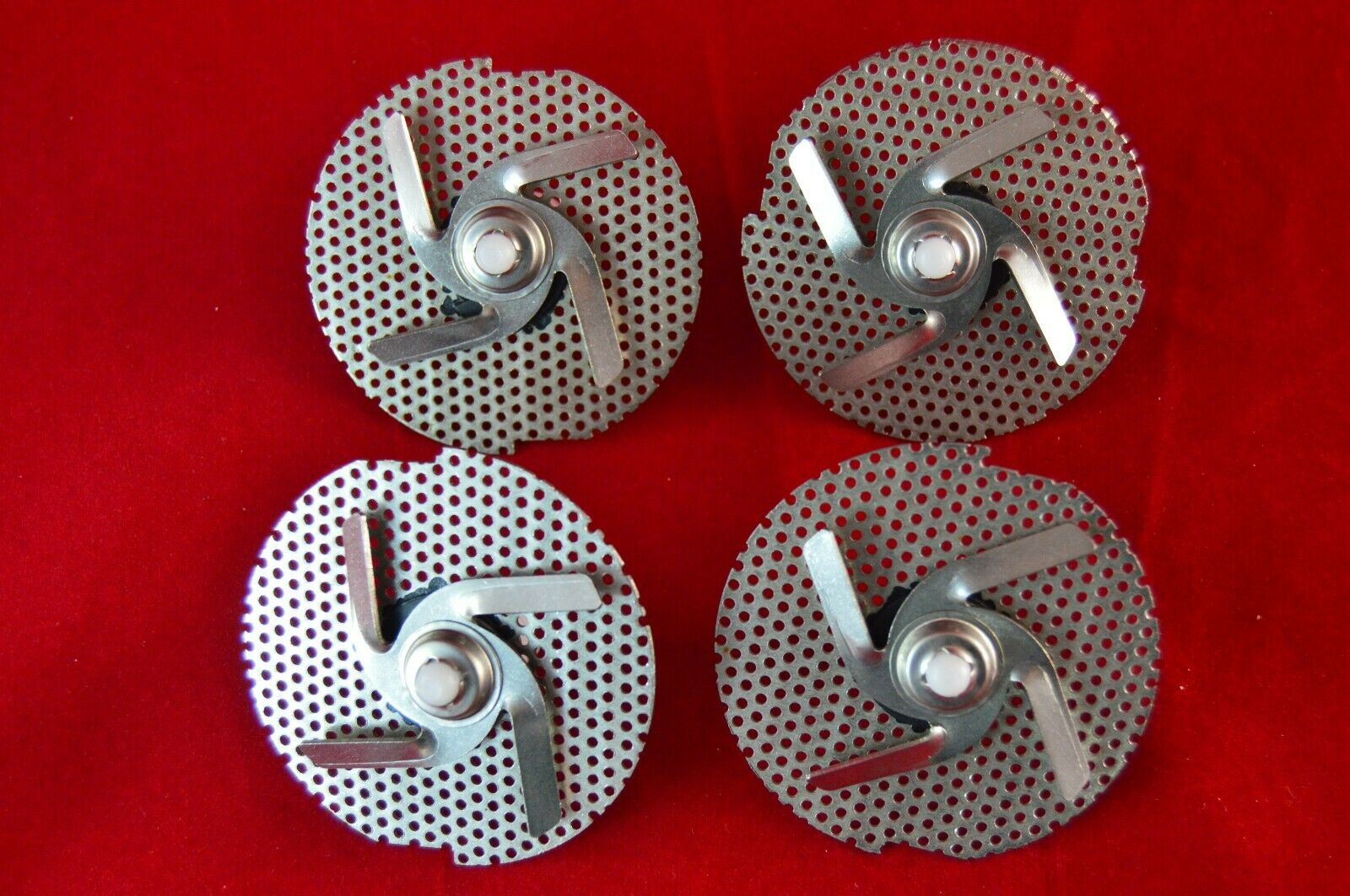Factory Dishwasher Chopper Blade  W10083957V AP5983779 PS11722146 New 4 Pack
