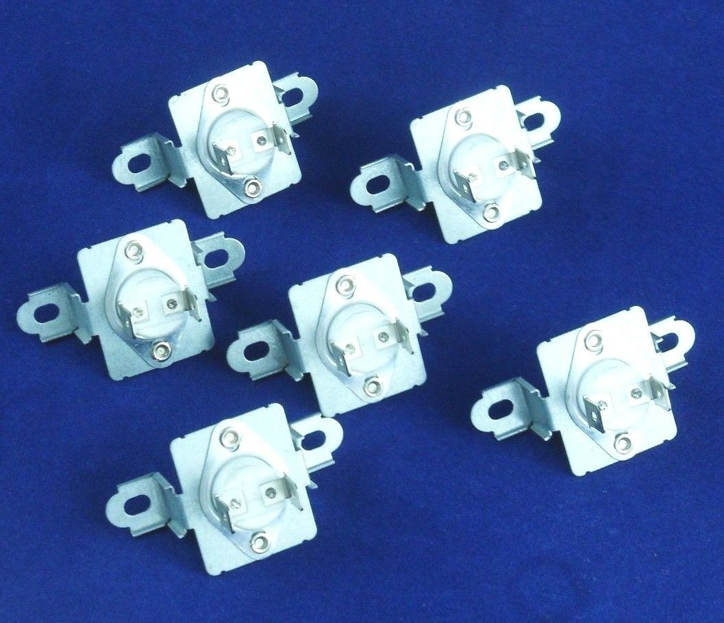 Thermostat for Samsung Dryer DC96-00887A New 6 Pack