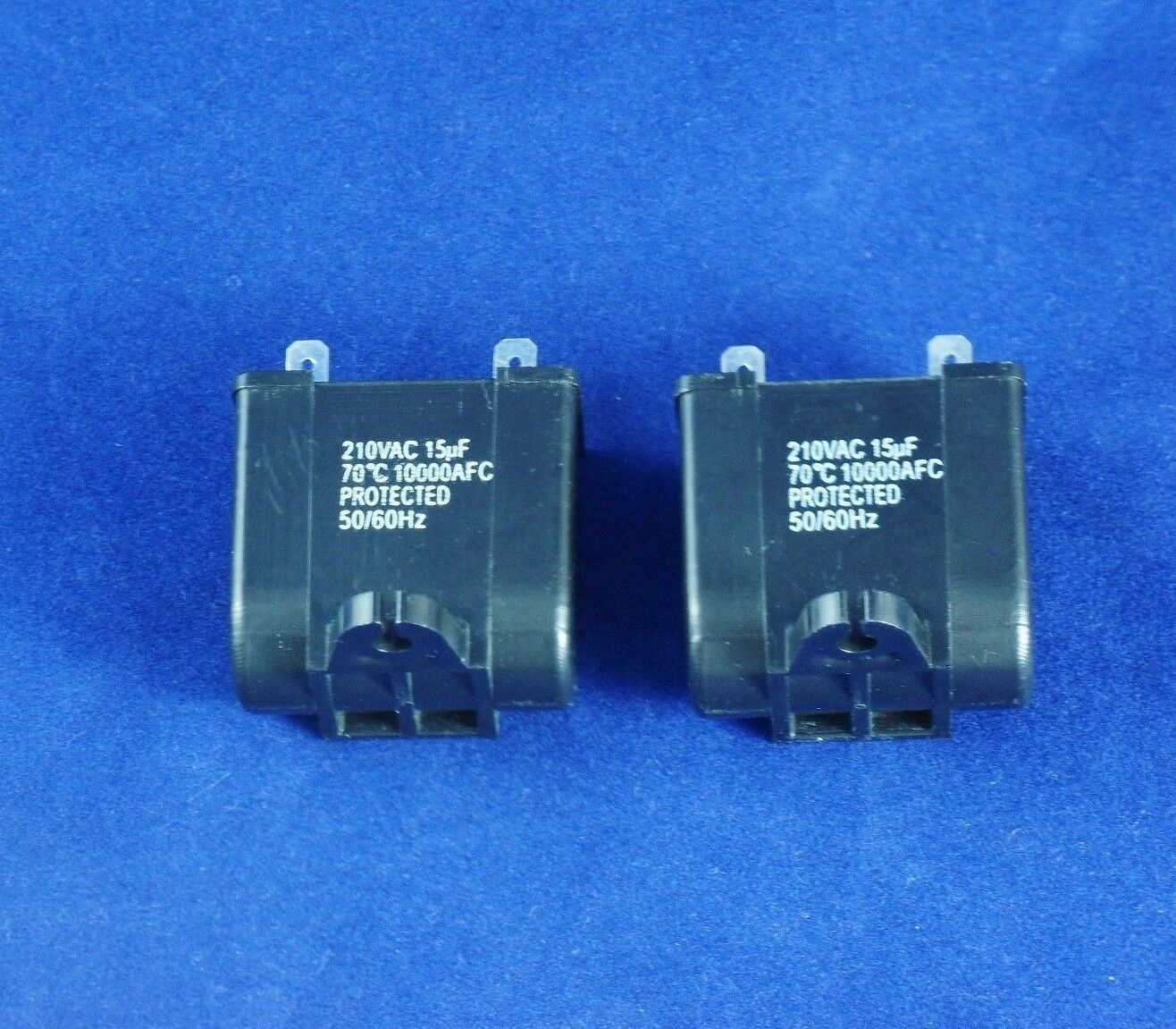 5304464438  Refrigerator Capacitor for Frigidaire, Electrolux 2 Pack