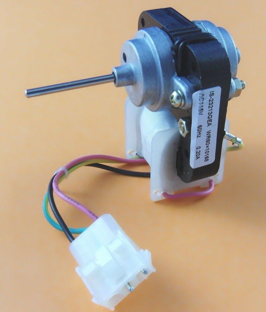 WR60X10168  Condenser Fan Motor for GE General Electric Refrigerator