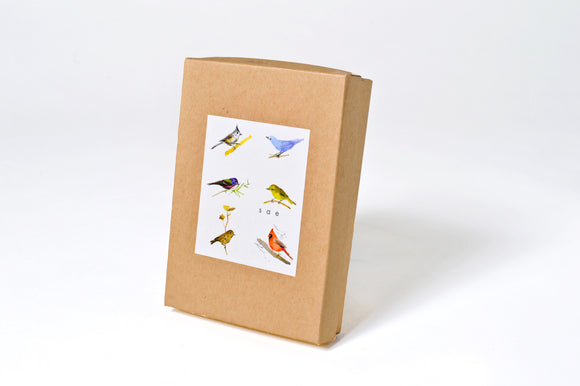 Assorted Box Set: Sae (Birds) AS1