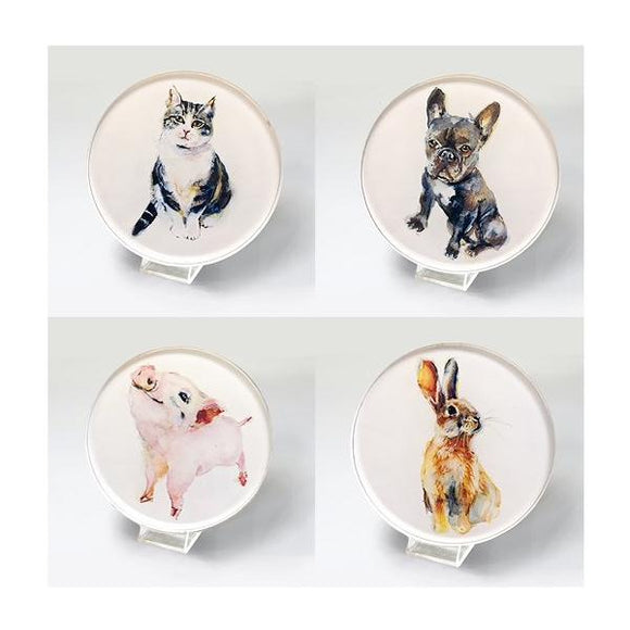 Coasters Animals - CS2