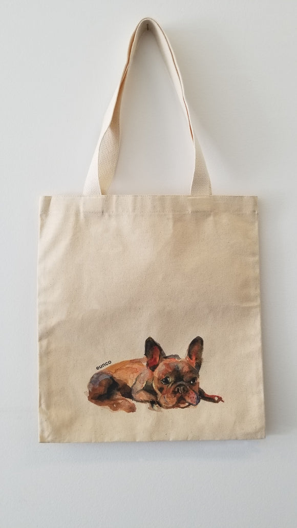 Tote Bag, Dog (Buoy)