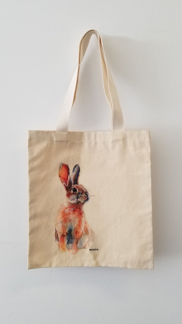 Tote Bag, Rabbit (Jack)