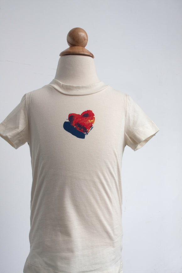 T-Shirt: Little Heart