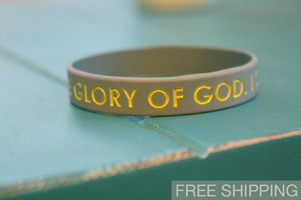 Devo Wristband - Glory of God