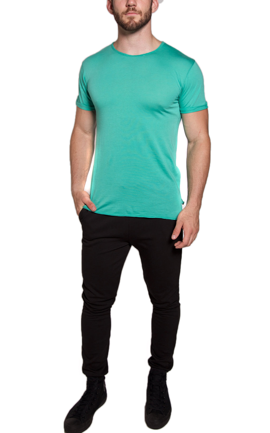 Perfect Muscle Tee | Green