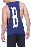Be Yourself Racerback| Navy