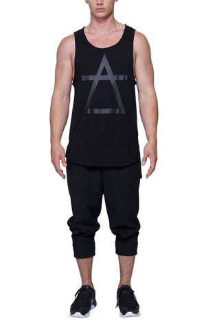Mesh Triangle Long Tank
