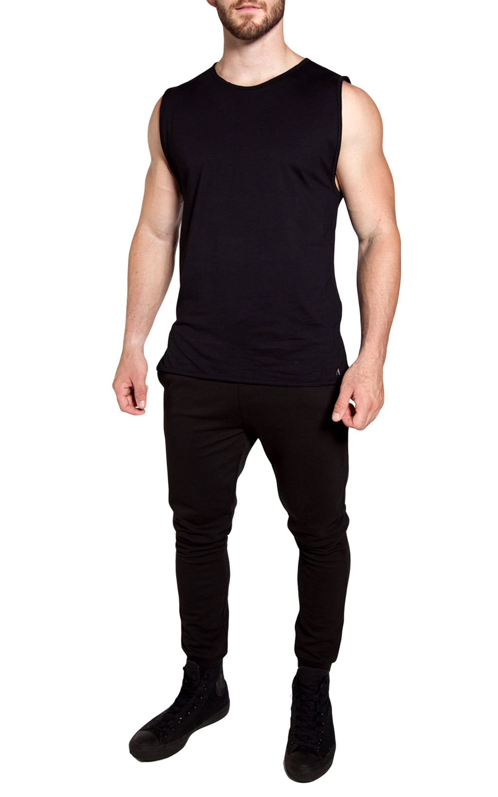 Warrior Sleeveless | Black