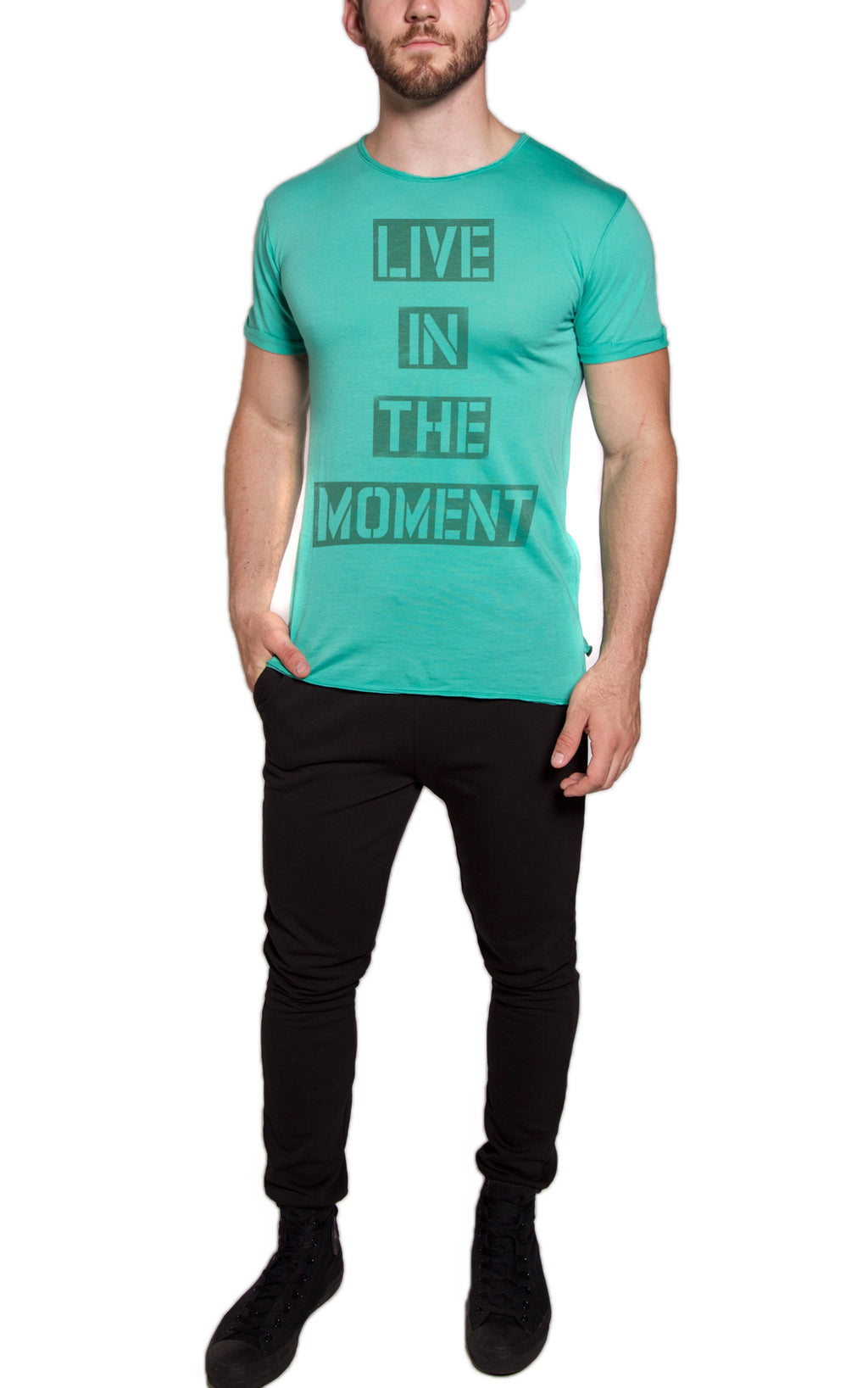 Live in The Moment | Green