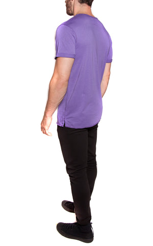 Perfect Muscle Tee | Purple