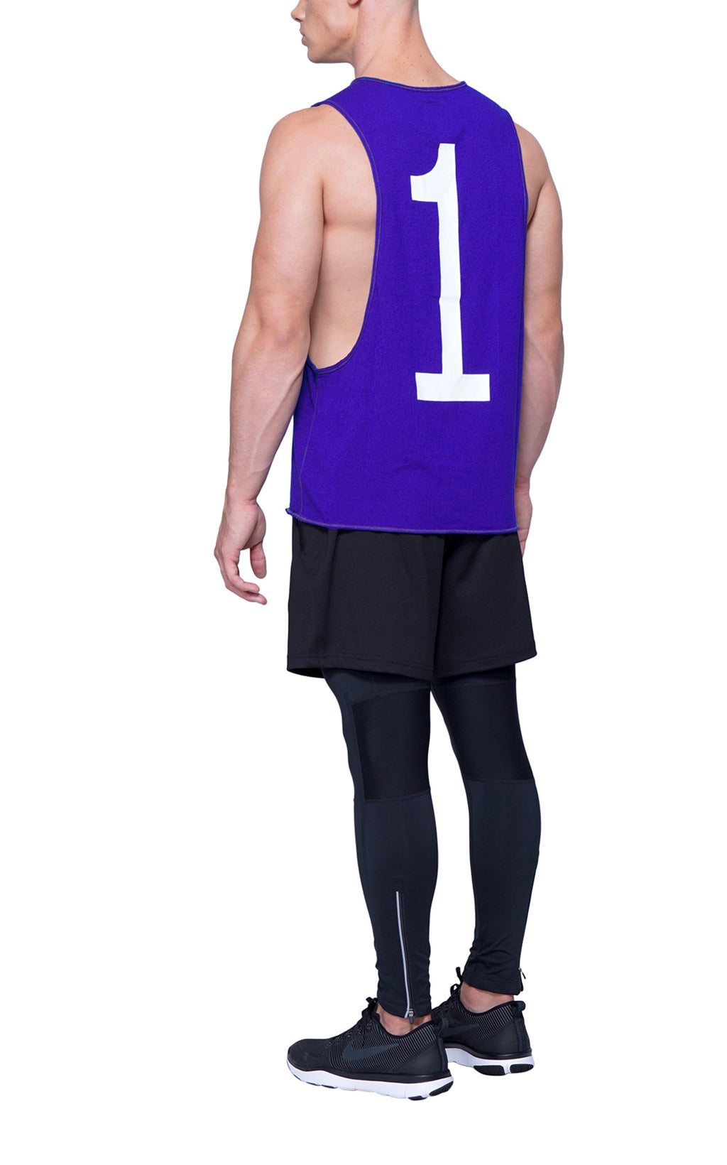 Ultimate Gym Cut-Off | Dark Purple