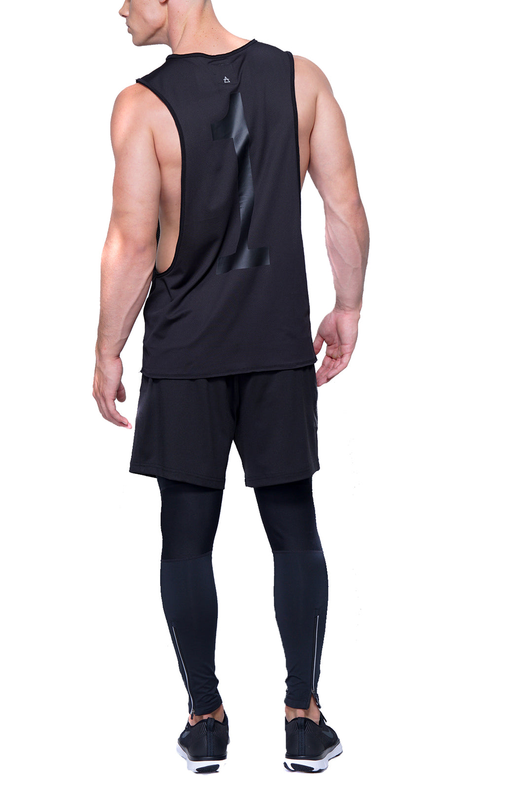 Mesh Ultimate Gym Cut-Off