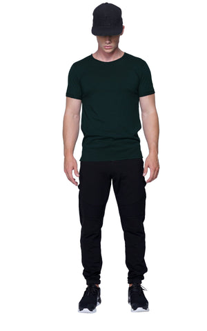 Perfect Muscle Tee | Dark Green