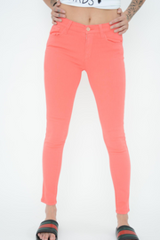 French Connection Coral Denim Super Skinny Jeans