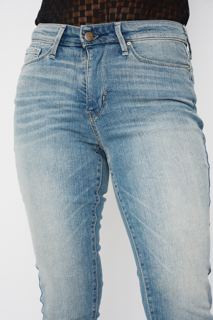 Light Blue Stretchy Skinny Jeans