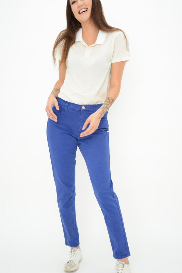 French Connection Blue Denim Super Skinny Jeans