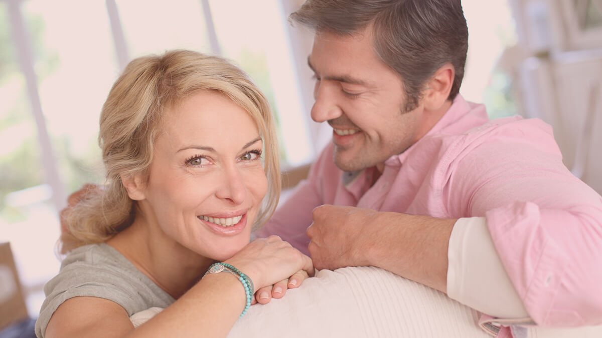 How to Help Your Younger Partner Understand Your Menopause Journey