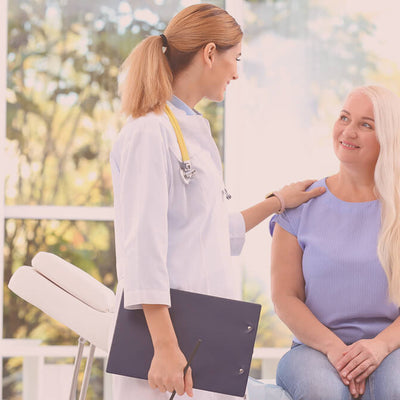 Why Women Do Not Discuss Perimenopause / Menopause With Their Healthcare Providers