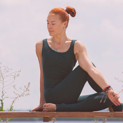 Yoga Poses for Perimenopause and Menopause