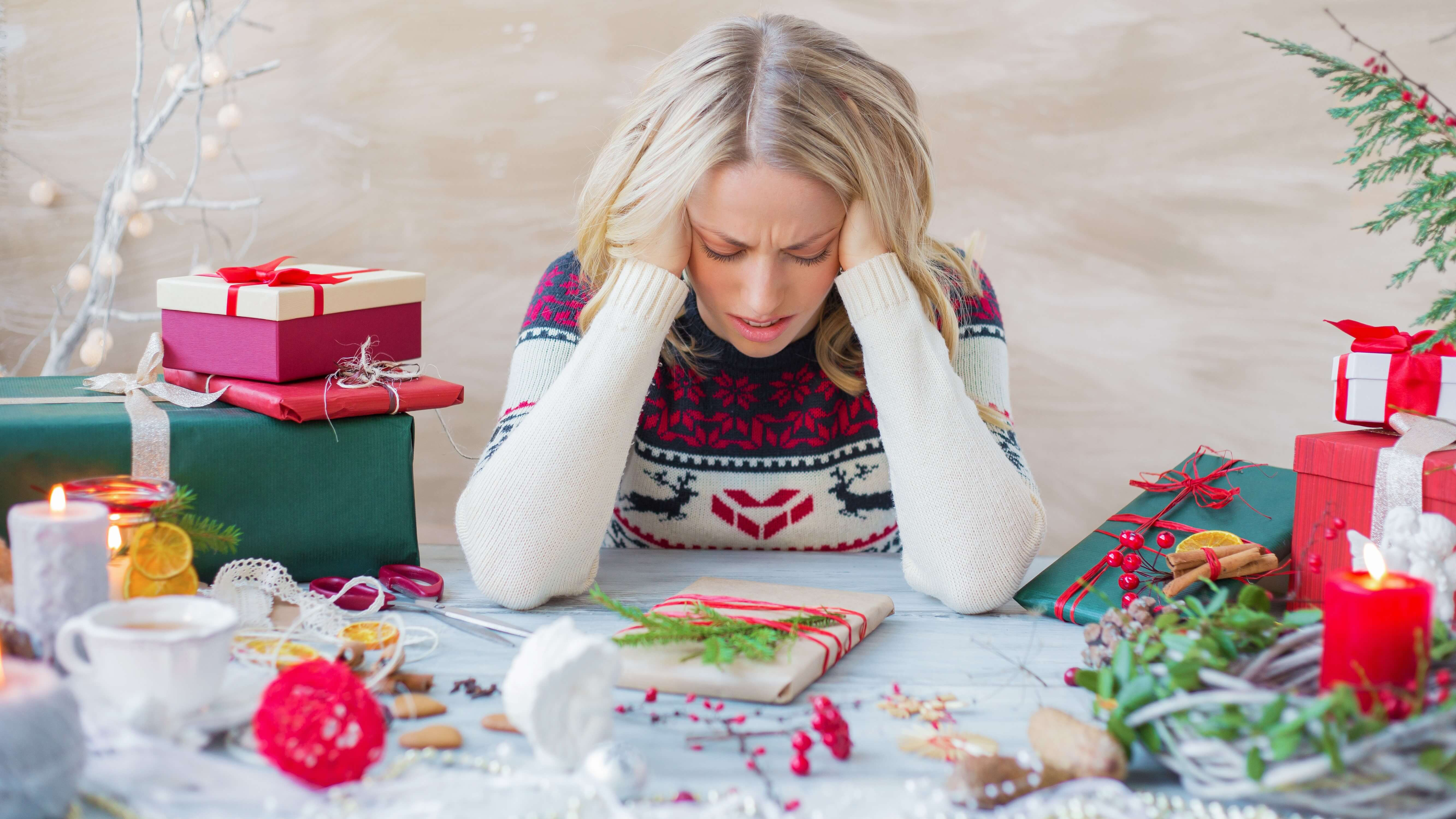 How to Lower Holiday Stress