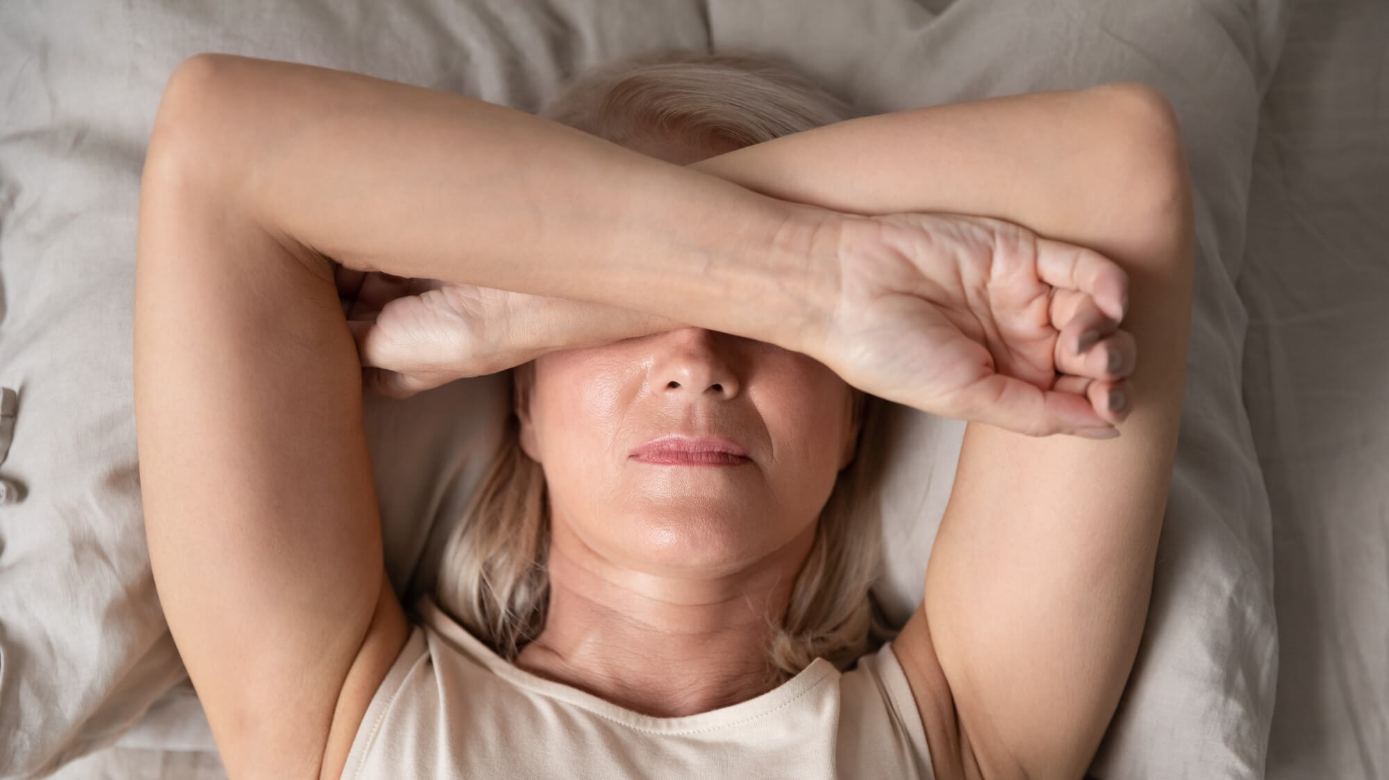 3 Ways Insomnia Affects Menopause Symptoms