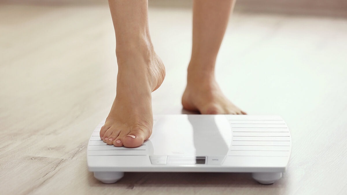Fluctuating weight and rapid weight gain is an everyday reality for some women