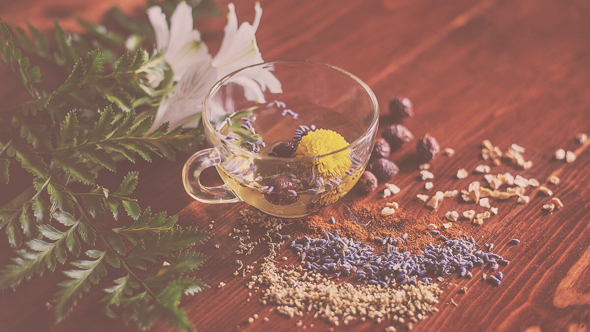 Herbal remedies can balance your hormones