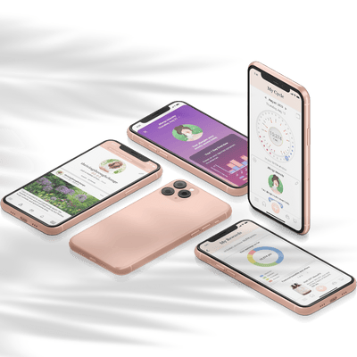 Get more midlife and menopause health content in our app MenoLife free in the Apple and Google Play stores