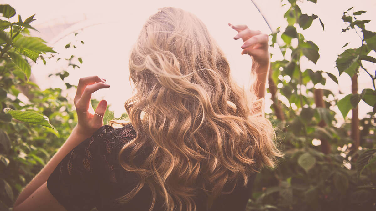 Thin and brittle hair can lower your body image