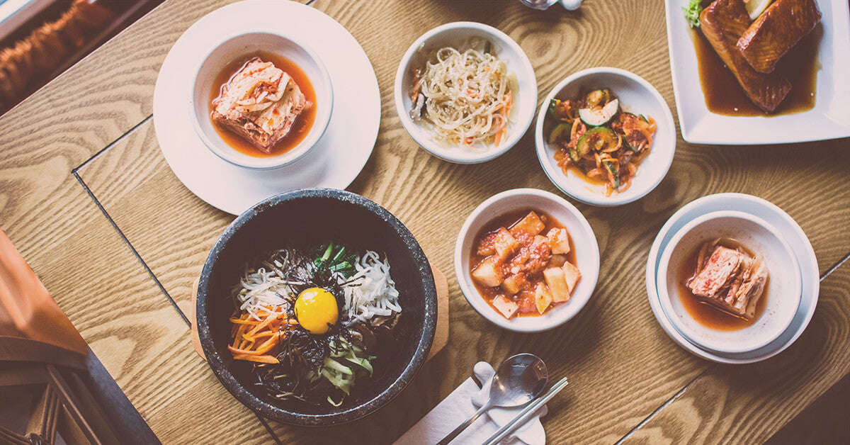 You can find many probiotic foods in Asian cuisine