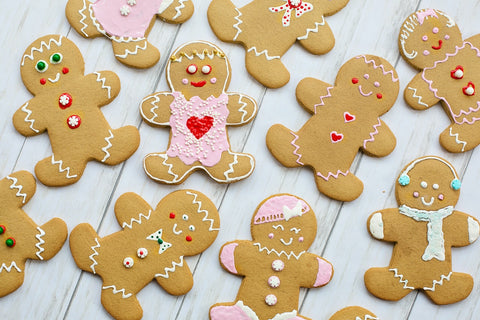 Keep holiday treats to a minimum to protect your gut microbiome