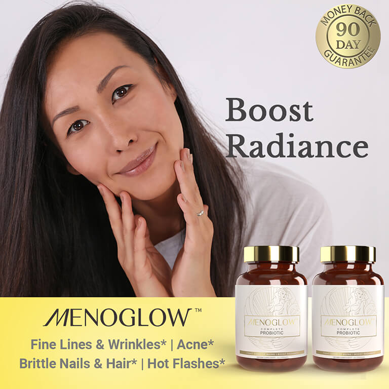 MenoGlow 60 Day 2-Pack