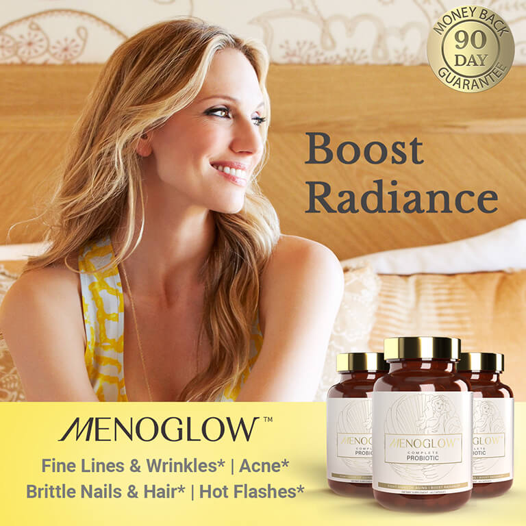 MenoGlow 90 Day 3-Pack