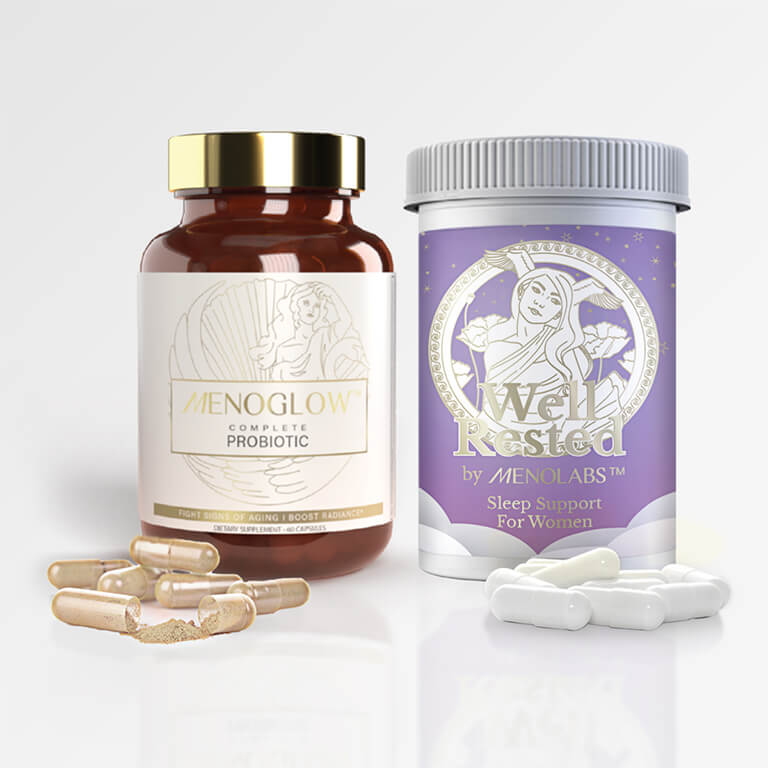 Beauty Rest Sleep Aid + Probiotic for Signs of Aging