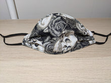 Load image into Gallery viewer, Skulls & Roses